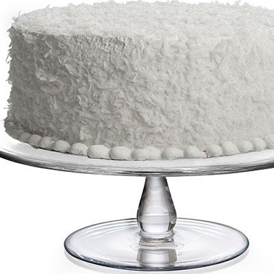 "Nambe Moderne 11"" Cake Plate"