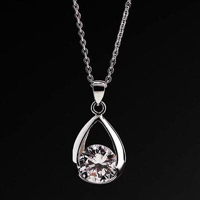 Waterford Crystal, Essentially Wave Crystal Goblet, Pair
