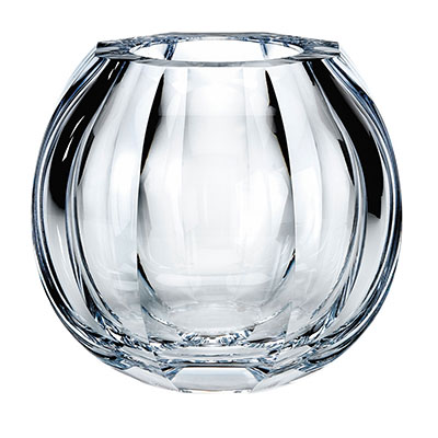 "Moser Crystal Beauty 5.9"" Clear Vase"