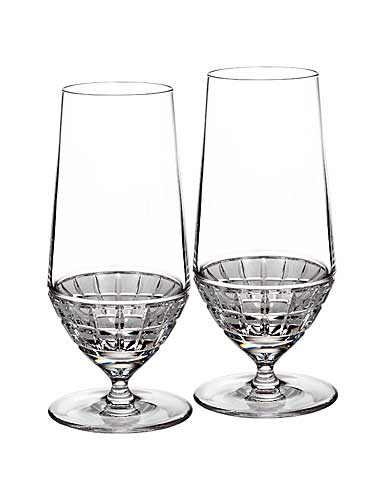 Waterford Contemporary London Cold Beverage Glass, Pair