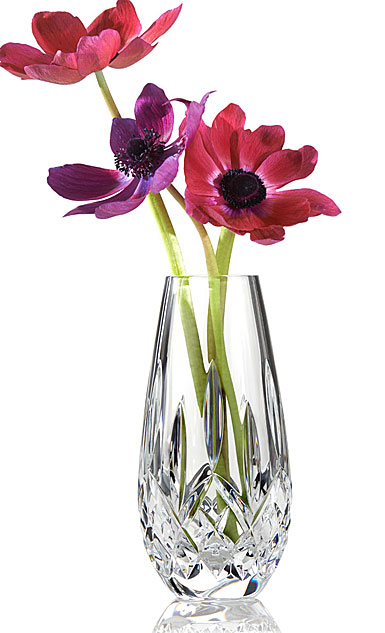 Waterford Crystal Giftology Lismore Honey Bud Crystal Vase