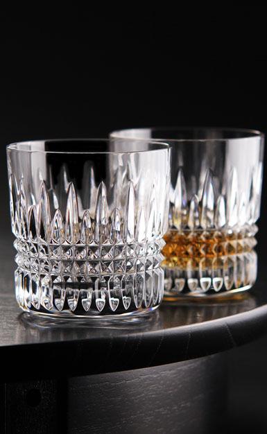 Waterford Crystal, Lismore Diamond 9 oz. Tumbler, Pair