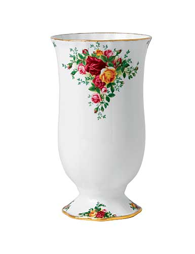 Royal Albert China Old Country Roses Large Vase