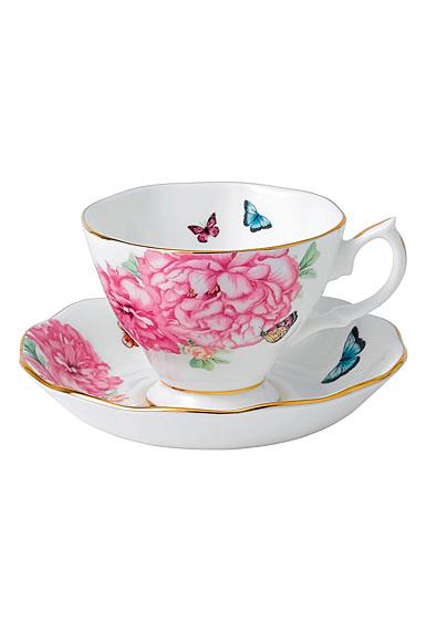 Royal Albert Friendship Teacup and Saucer Set
