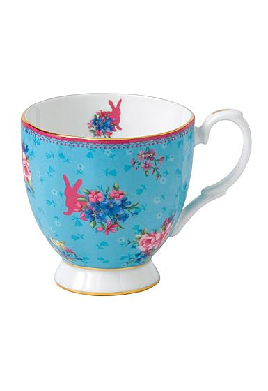 Royal Albert Candy Vintage Mug 10.5 Oz Honey Bunny