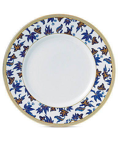 """Wedgwood China Hibiscus Accent Salad Plate 9"""""""