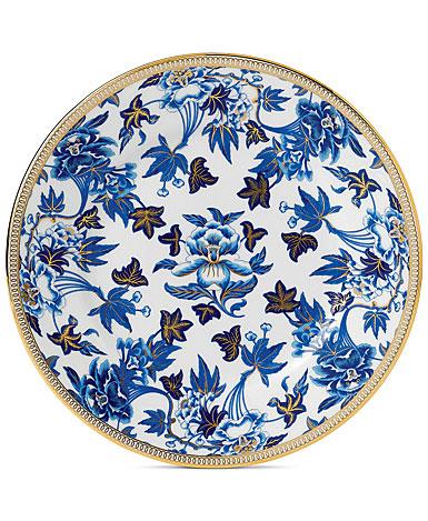 "Wedgwood China Hibiscus 8"" Salad Plate, Single"