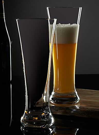 Waterford Crystal, Elegance Crystal Pilsner, Pair