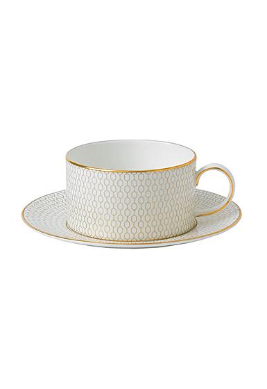 Wedgwood Arris Teacup and Saucer