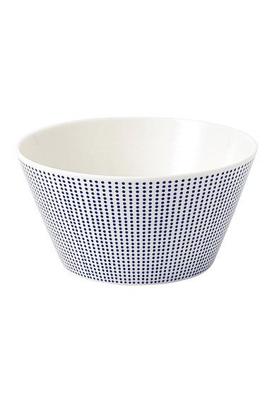 """Royal Doulton Pacific Dots Cereal Bowl 6"""""""