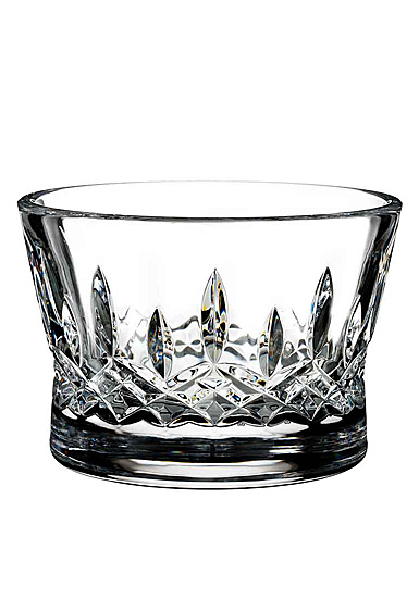 Waterford Crystal, Lismore Pops Small Crystal Bowl Crystal Champagne Coaster