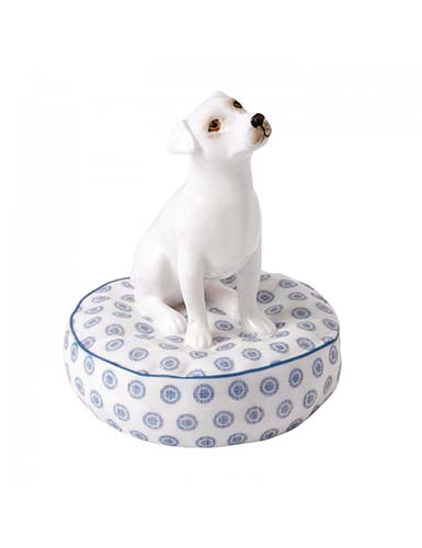 Royal Doulton China Top Dogs Bones, Jack Russell