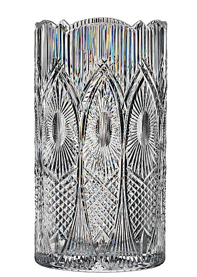 "Waterford Matt Kehoe Dungarvan Abbeyside Oval 14"" Vase, Limited Edition of 400"