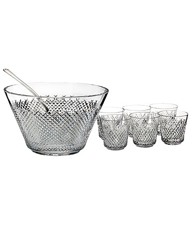 "Waterford Crystal, House of Waterford Tom Cooke Rosslare 12"" Crystal Bowl, Limited Edition of 400"