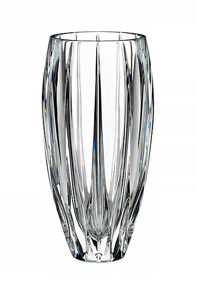 "Marquis by Waterford Crystal, Phoenix 9"" Crystal Vase"