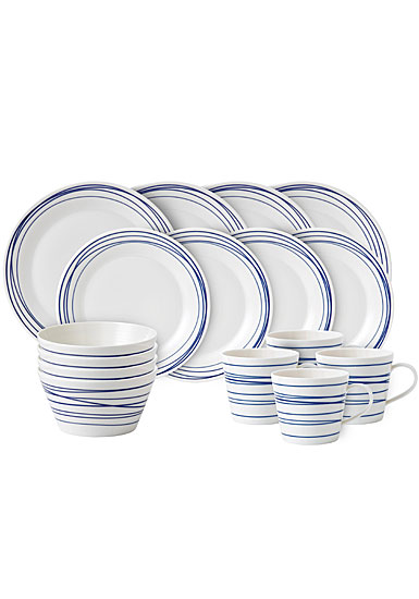 Royal Doulton Pacific Lines, 16 Piece Place Setting