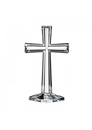 "Marquis by Waterford Crystal, Selah 10"" Standing Crystal Cross"