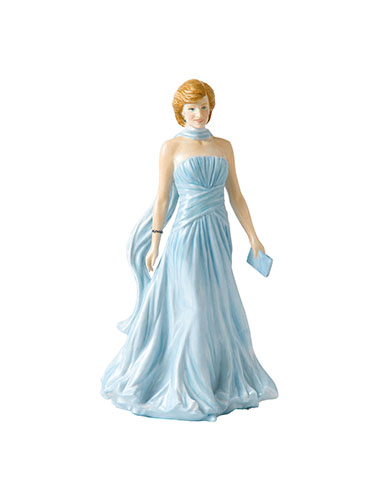 Royal Doulton Remembering Diana The People's Princess, Limited Editon of 3000 Pieces