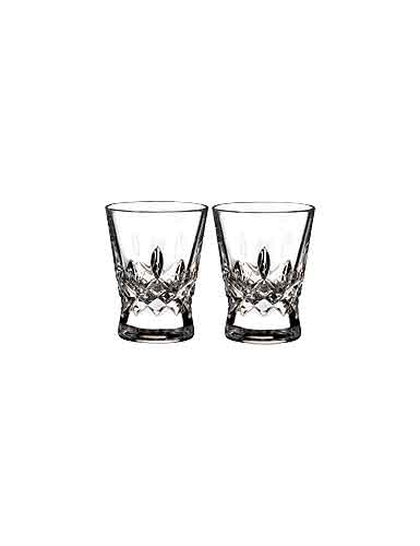 Waterford Crystal, Lismore Pops Crystal Shot Glass, Pair