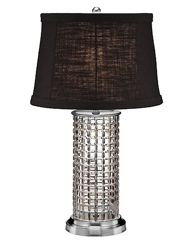 "Waterford Crystal, Kilrush 26"" Table Crystal Lamp"