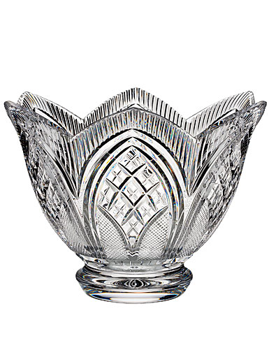 """Waterford House of Waterford Rock of Cashel 12"""" Bowl"""