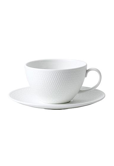 Wedgwood Gio Teacup and Saucer
