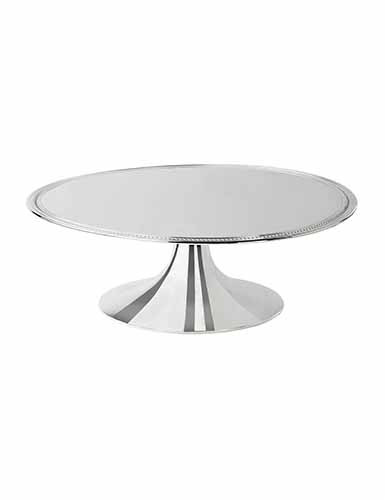 Wedgwood Silver, Simply Wish Cake Stand
