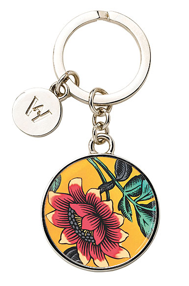 Wedgwood Wonderlust Key Ring, Yellow Tonquin