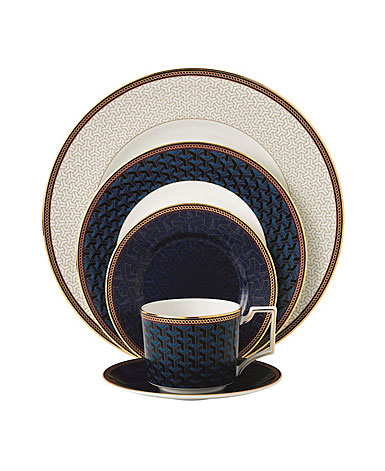 Wedgwood China Byzance, 5 Piece Place Setting