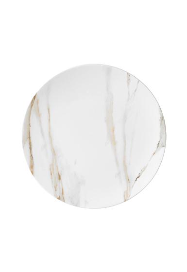"Vera Wang Wedgwood Vera Venato Imperial Salad Plate 8"""
