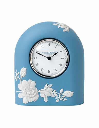 Wedgwood Magnolia Blossom Clock