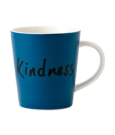 Royal Doulton Ellen DeGeneres Kindness Mug, Single