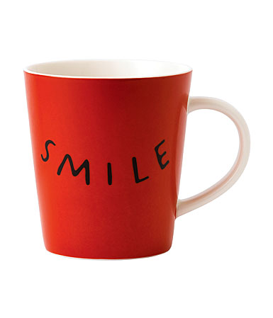 ED Ellen DeGeneres by Royal Doulton Smile Mug, Single