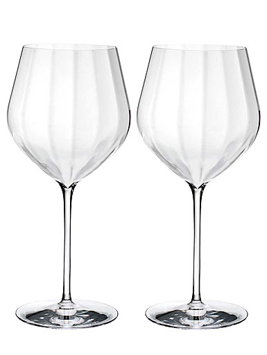 Waterford Crystal, Elegance Optic Cabernet Sauvignon, Pair