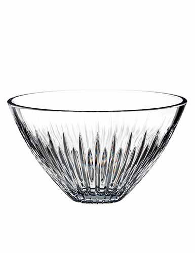 "Waterford Crystal, Ardan Mara 9"" Crystal Bowl"