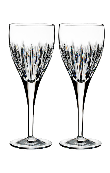 Waterford Crystal, Ardan Mara Crystal Wine, Pair