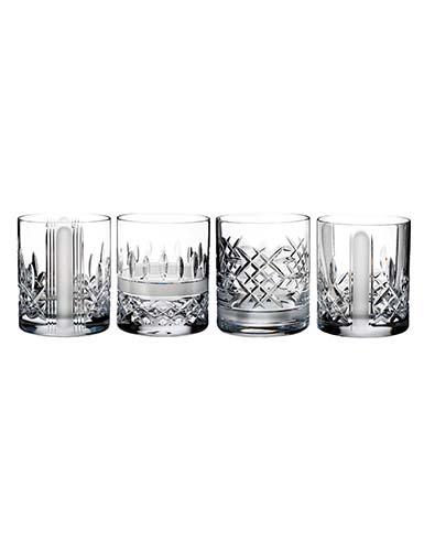 Waterford Crystal, Lismore Revolution Tumbler, Set of Four