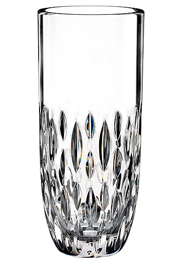 """Waterford Crystal, Ardan Enis 8"""" Crystal Vase"""