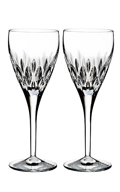 Waterford Crystal, Ardan Enis Wine Goblet, Pair