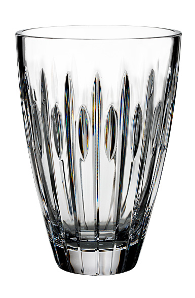 "Waterford Crystal, Ardan Mara 7"" Crystal Vase"