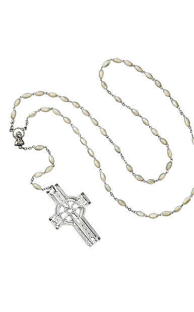 Waterford Crystal, Giftology Rosary Beads