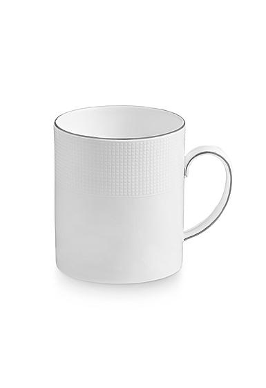 Vera Wang Wedgwood Blanc Sur Blanc Mug, Single