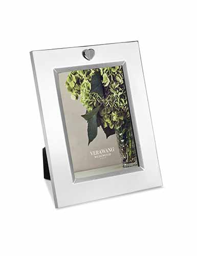 Vera Wang Wedgwood Vera Love Always 5x7 Picture Frame
