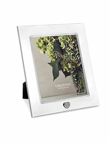 Vera Wang Wedgwood Vera Love Always 8x10 Picture Frame