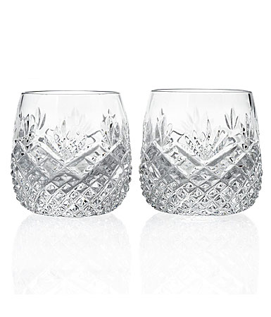 Waterford Crystal Sullivan Double Shot Glasses, Pair