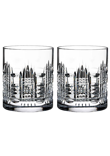 Waterford Crystal, Dungarvan DOF Tumblers, Pair