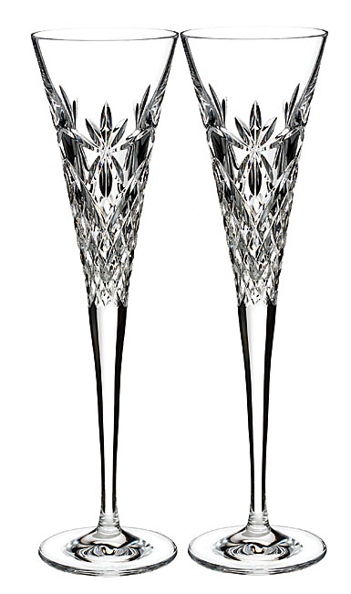 Waterford 2019 Times Square Flute, Pair