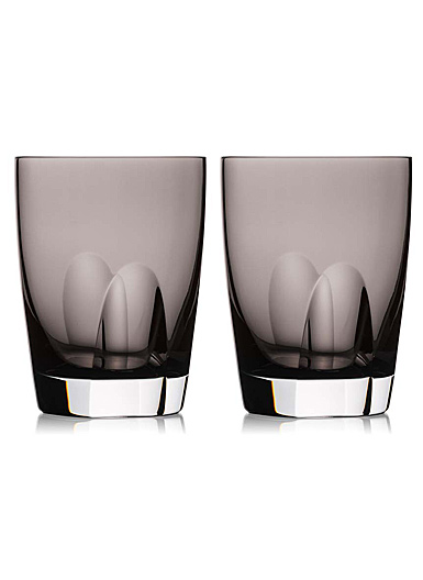 Waterford Crystal, W Shale Crystal DOF Tumbler, Pair
