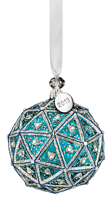 Waterford 2019 Times Square Replica Ball Ornament