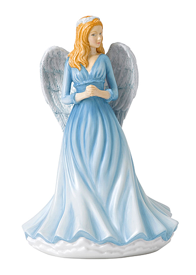 Royal Doulton Pretty Ladies Watchful Angels Devoted Heart